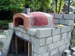 how to build a stone pizza oven how tos diy rh diynetwork com back yard pizza oven plans build outdoor pizza oven kits