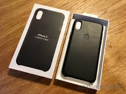apple x phone case. appleinsider will have much more on the iphone x, including our full review, in coming days. apple x phone case