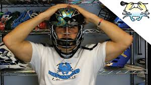How To Properly Fit A Lacrosse Helmet
