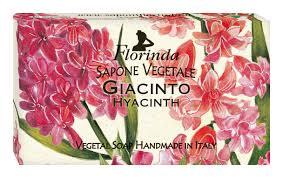 <b>Натуральное мыло Fiori</b> & Fiori Giacinto 100г