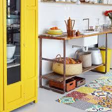 Vinyl Kitchen Floor Mats Buy Beija Flor Eclectic Vinyl Floor Mat Multicolour Amara