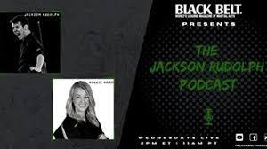 Hollie Hamm - The Jackson Rudolph Podcast Episode 46 - Black Belt ...
