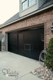 garage screen doorCheck out my new Garage Screen  So AWESOME  Shanty 2 Chic