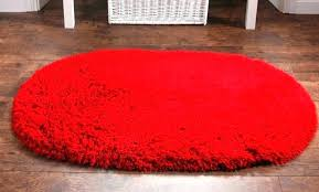 red jute rug small oval jute rugs bath mats and contemporary bathroom red rug with stylish