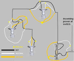 wiring diagram recessed lights wiring image wiring switch and 3 light wiring diagram is this correct electrical on wiring diagram recessed lights
