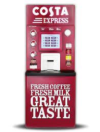 Costa Vending Machine Amazing Znáte Costa Express O Costa Coffee Pinterest