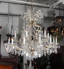 this elegant chandelier has all the elements of a perfect entryway piece the plaza hotel