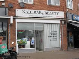 nail bar beauty sunbury cross