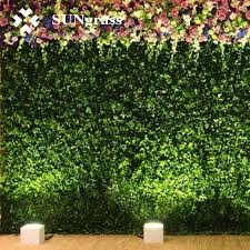 china artificial hedge fake vertical