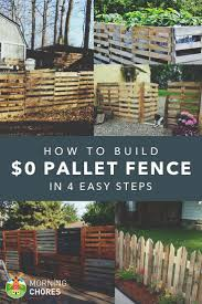 Patio Privacy Fence Top 25 Best Diy Fence Ideas On Pinterest Small Fire Pit Diy