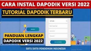 Download dapodik 2022 versi terbaru. Cara Instal Aplikasi Dapodik Versi 2022 Panduan Lengkap Tutorial Aplikasi Dapodik Terbaru Youtube