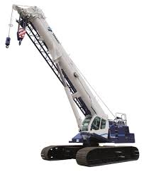 Telescopic Crawler Cranes Top Telecrawlers Article Khl