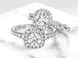 Design Your Perfect Engagement Ring Design Your Own Ring Hearts On Fire