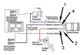 chevy silverado trailer wiring diagram images trailer brake controller wiring installation 2005