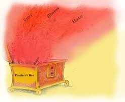 the box of pandora greek gods pandora s box