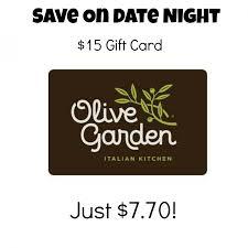 olive garden gift card balance synergy