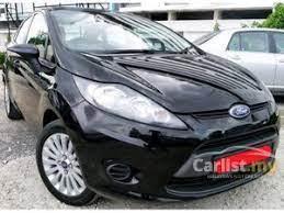 2012 Ford Fiesta 1 6 Lx Sedan Ford Fiesta Ford Sedan