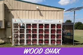 Woodchuck Firewood Vending Machines Impressive Outdoor Vending Solutions Get Your Grill On