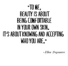 Body Image Quotes