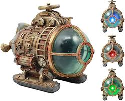 Ebros Vintage Design Holmes Nautilus Steampunk ... - Amazon.com