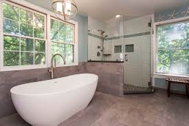bathroom remodeling alexandria va.  Bathroom We Have Recently Finished Remodeling Master Bathroom With Free Standing Bath  Tub And Corner Shower In Alexandria VA Intended Bathroom Remodeling Alexandria Va