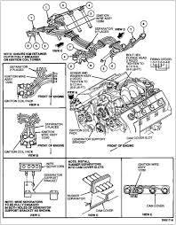 2001 mustang spark plug wiring diagram
