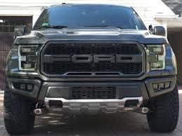 Dual Fog Lights Raptor Lights 2017 Gen 2 Ford Raptor Dual Fog Light And Bezel Bracket Kit