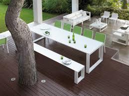 modern wood outdoor table furniture u  modern ideas