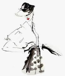 Fashion Illustrations Sketches Of Paper Paperblog