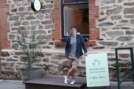 Adelaide Economics alumni Adam Marley delivers us coffee with a conscience  | Adelaide Business School | University of Adelaide