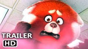TURNING RED Trailer (2022) New Pixar ...