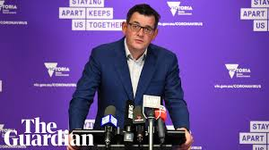 Thanks to amy remeikis for piloting it for the majority of today. Daniel Andrews Declares Coronavirus Curfew Across Metropolitan Melbourne Youtube