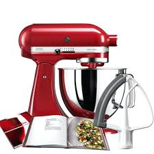 artisan litre stand mixer empire red kitchenaid 4 slice toaster 8