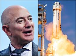 Jeff Bezos Petitioned to Stay in Space With 185,000 Signatures