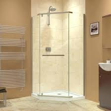 corner shower stall kits. Small Corner Shower Stall Medium Size Of Stalls Brilliant Picture Concept With Door . Kits T
