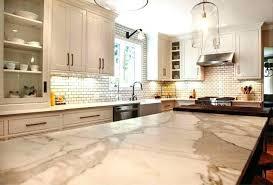 calcutta gold quartz comfortable marble image of kitchen with regard to 19
