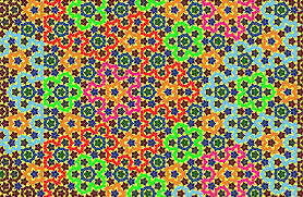 Mathematical Patterns Adorable Algorithmic Mathematical Art