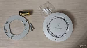<b>Датчик</b> дыма <b>Xiaomi Mijia</b> Honeywell <b>Smoke</b> Detector купить в ...