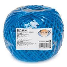 <b>Шпагат AVIORA ПП</b> 1600 текс, бобина 0,2 кг синий — купить в ...