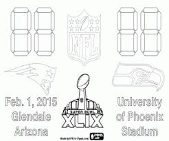 Small Picture American Football coloring pages printable games
