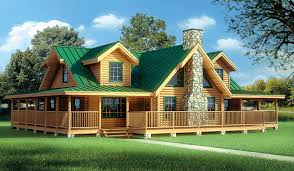 ramsey log home from hochstetler milling ramsey floorplan home floor plans