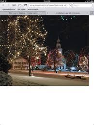 Tree Lighting Reading Ma 70s Was Reading Ma Christmas Tree Lighting 70s