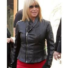 Susan Summers Leather Jacket