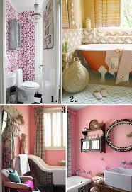 Design Sponge Bathrooms Its A Deer Bright Bathrooms