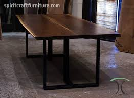 book coffee table furniture. Live Edge Dining Table In Solid Book-matched Black Walnut Slabs Onu- Book Coffee Furniture C
