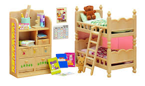 Sylvanian Families Bedroom Furniture Set Sylvanian Families Childrens Bedroom Furniture Collectibles