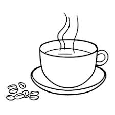 coffee coloring page. Delighful Page Coffee Coloring Pages  And Beans For Page MomJunction