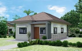 small bungalow house plans. Contemporary House Simple 3Bedroom Bungalow House Design  Pinoy Designs  On Small Plans O