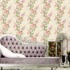 1 06 wall paper pvc waterproof korean design wallpaper for home decor