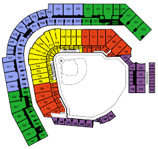 Pittsburgh Pirates Stadium Seating Chart Monster Designs Pnc Park Seating Chart
